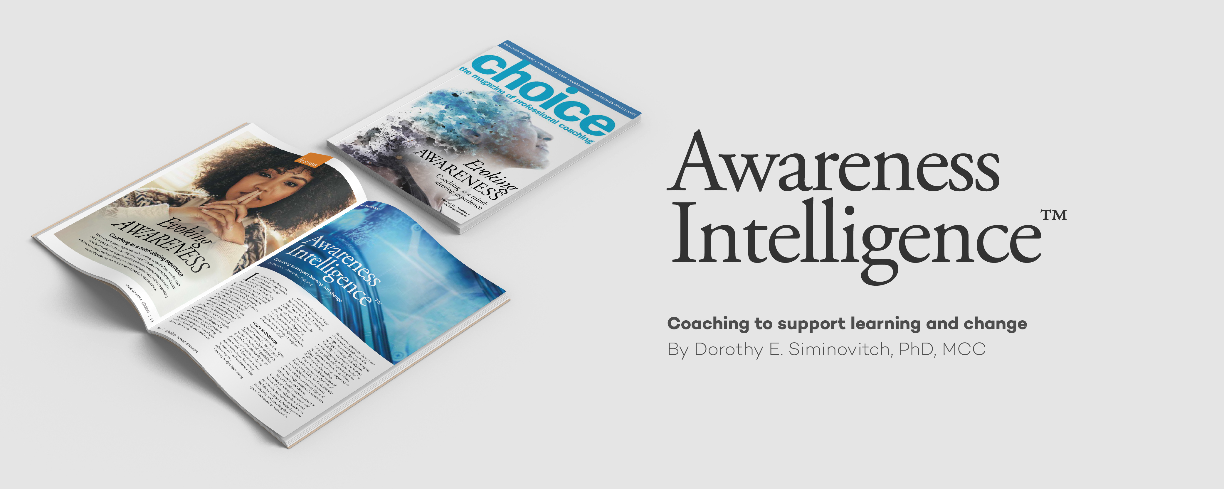 Awareness Intelligence by Dorothy Siminovitch