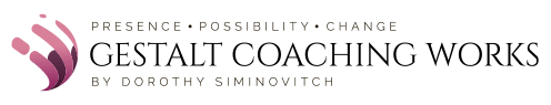 Dorothy Siminiovitch Gestalt Coaching Works Logo